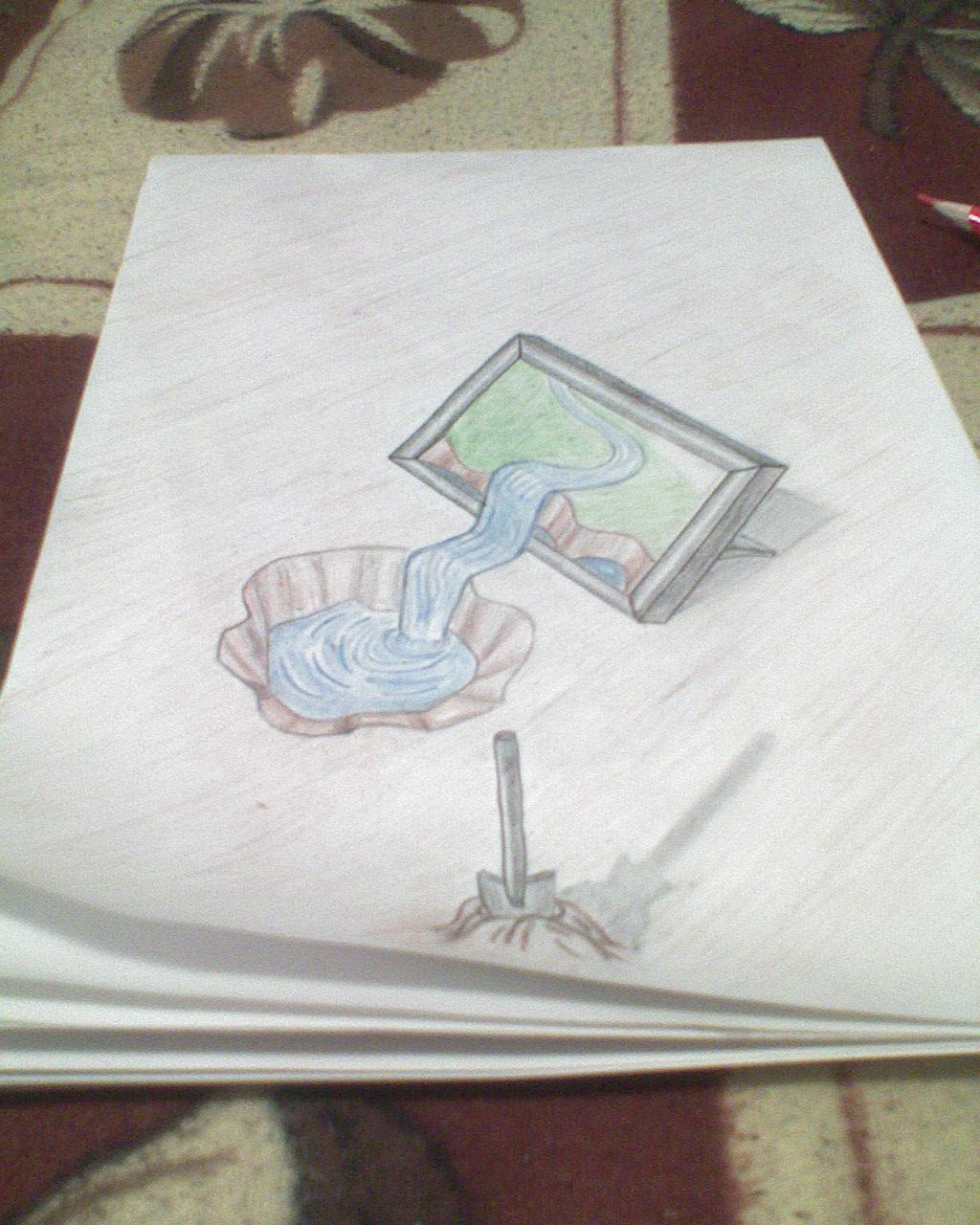 выложить рисунки: